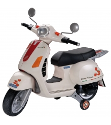 Электромобиль скутер Peg Perego Vespa MC0011