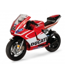 Электромобиль мотоцикл Peg Perego Ducati GP Rossi 2013 MC0018...