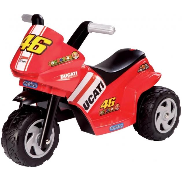 Электромобиль трицикл Peg Perego Mini Ducati MD0004