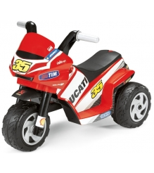 Электромобиль трицикл Peg Perego Mini Ducati MD0005