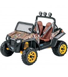 Электромобиль джип Peg Perego Polaris Ranger RZR 900 Camouflage OD0076...