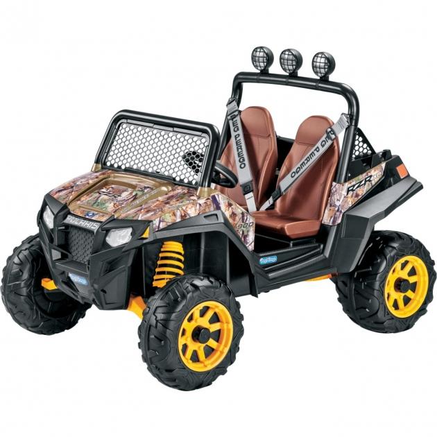Электромобиль джип Peg Perego Polaris Ranger RZR 900 Camouflage OD0076