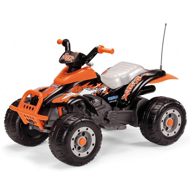 Электромобиль квадроцикл Peg Perego Corral T-Rex OR0066