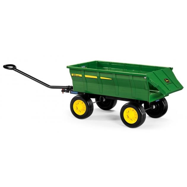 Детский прицеп Peg Perego Farm Wagon для электромобилей TR0936