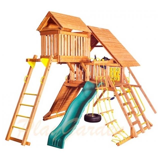 Детская площадка PlayGarden original castle с пентхаусом