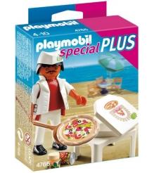 Фигурки Playmobil Работник пиццерии 4766pm