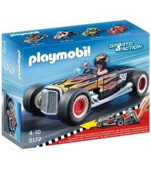 Огненный гонщик Playmobil 5172pm