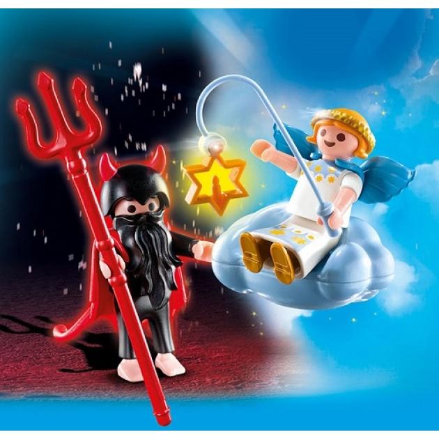 Playmobil Дополнения Ангел и Демон 5411pm