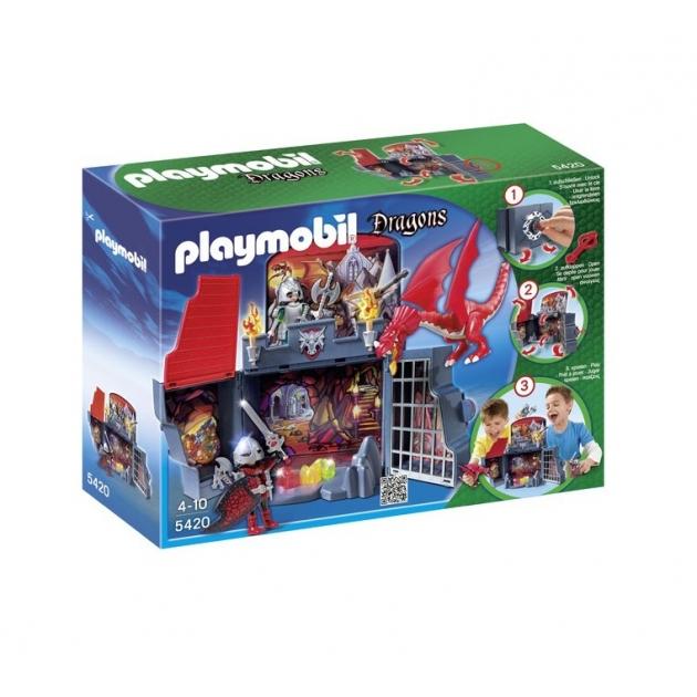 Playmobil серия азиатский дракон Возьми с собой Драконы 5420pm