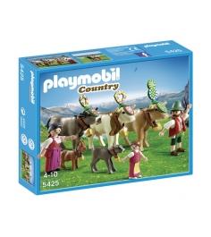 Альпийский фестиваль Playmobil 5425pm...