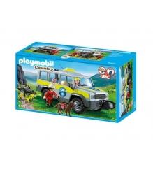 Playmobil серия горная жизнь Спасательный грузовик 5427pm...