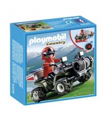 Спасательный квадроцикл Playmobil 5429pm