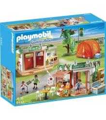 Playmobil серия каникулы Большой кемпинг 5432pm