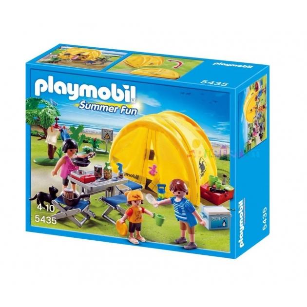 Playmobil серия каникулы Семейное путешествие 5435pm