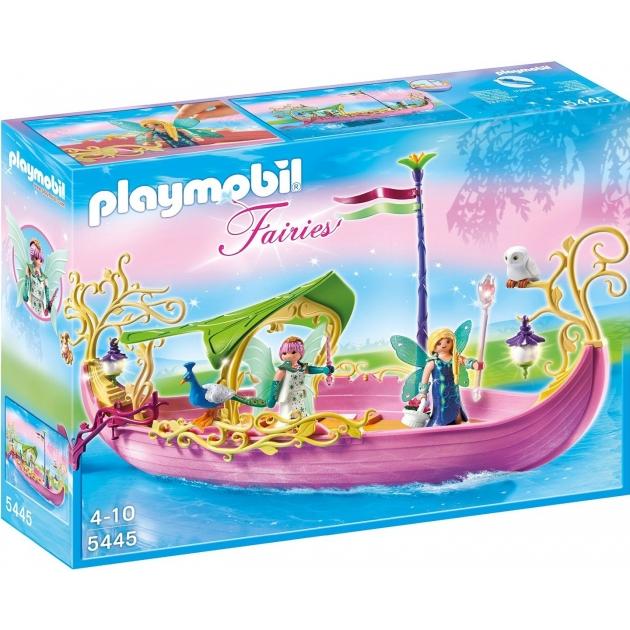 Playmobil Корабль королевы Фей 5445pm