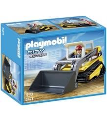 Playmobil Стройка Мини экскаватор 5471pm