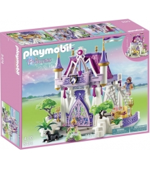 Playmobil серия замок кристалла Замок Единорога 5474pm...