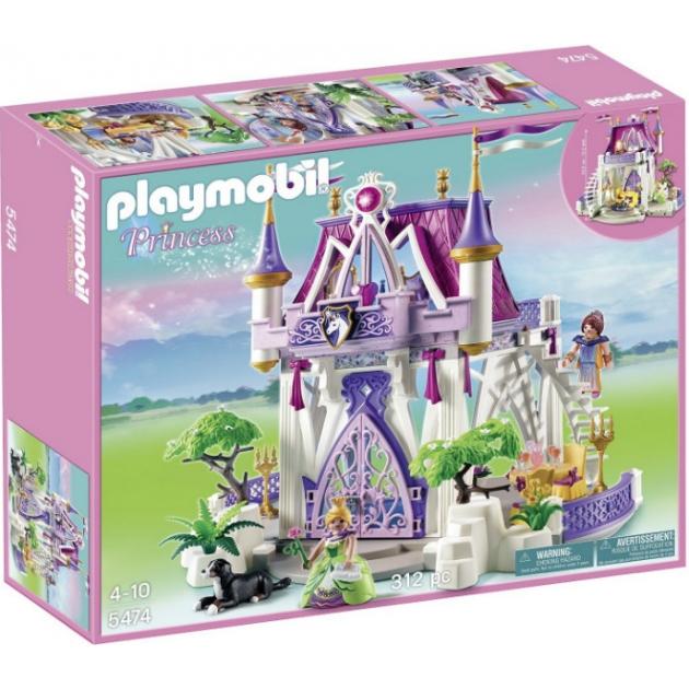 Playmobil серия замок кристалла Замок Единорога 5474pm