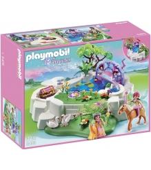 Playmobil серия замок кристалла Волшебное озеро 5475pm...