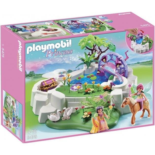 Playmobil серия замок кристалла Волшебное озеро 5475pm