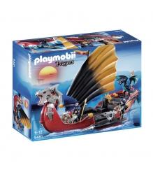 Playmobil серия азиатский дракон Корабль Дракона 5481pm...