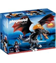 Playmobil серия азиатский дракон Битва Дракона 5482pm...