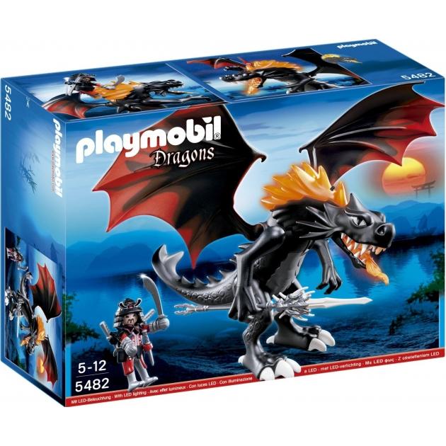 Playmobil серия азиатский дракон Битва Дракона 5482pm