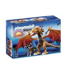 Playmobil серия азиатский дракон Огненный дракон 5483pm