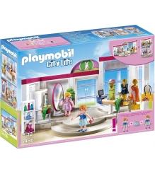 Playmobil серия торговый центр Бутик с одеждой и гардеробной 5486pm...