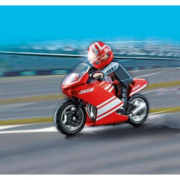 Playmobil Коллекция мотоциклов Супер мотоцикл 5522pm