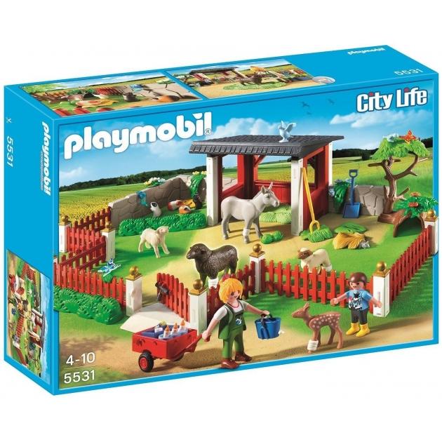 Playmobil Ветеринарная клиника Уход за животными 5531pm