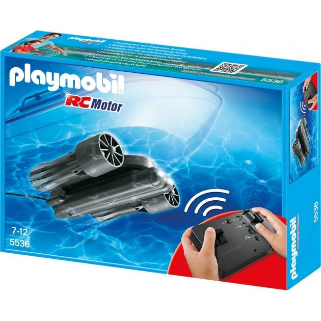 Playmobil Роскошная яхта Радиоуправляемый подводный мотор 5536pm