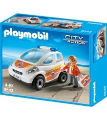 Playmobil Береговая охрана Машина первой помощи 5543pm...