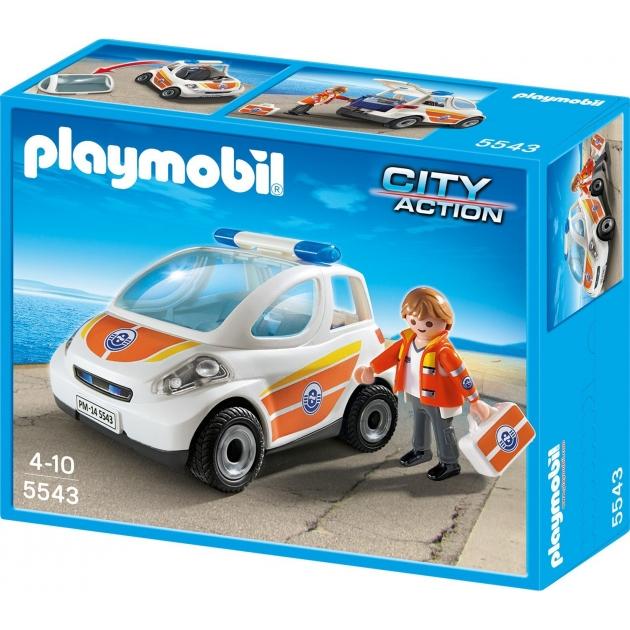 Playmobil Береговая охрана Машина первой помощи 5543pm