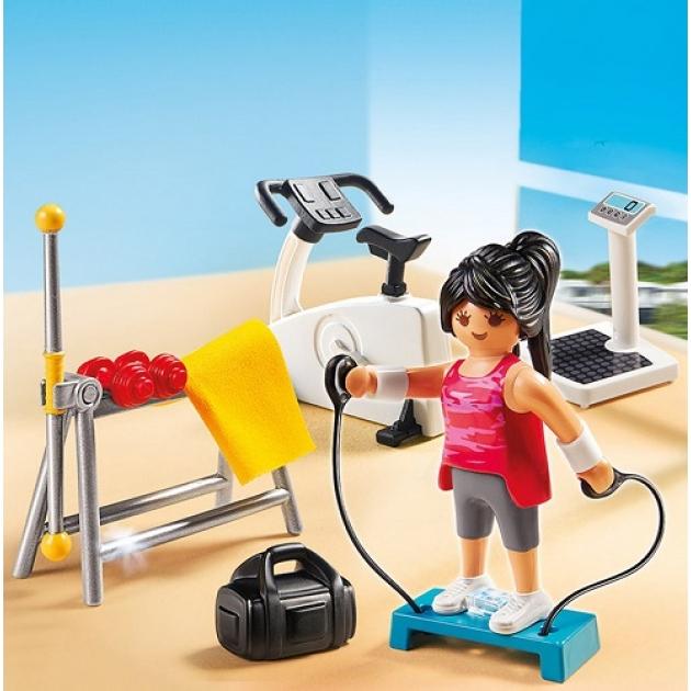 Playmobil Особняки Комната для фитнеса 5578pm