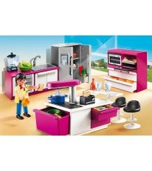 Playmobil Особняки Современная дизайнерская кухня 5582pm...