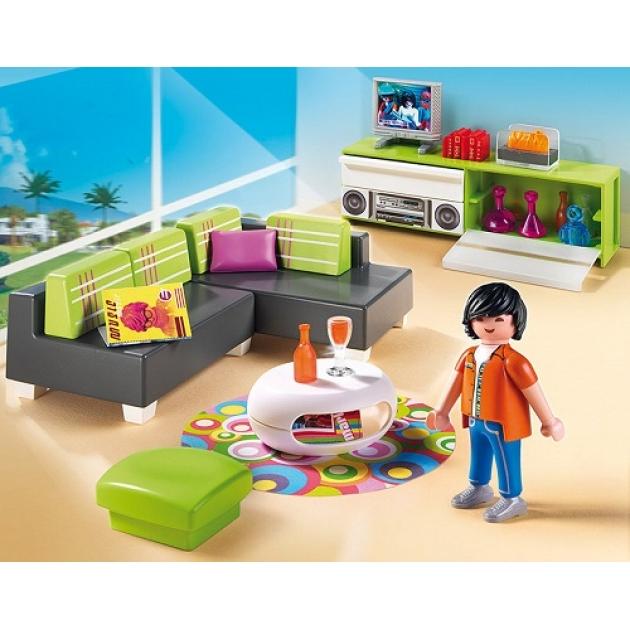 Playmobil Особняки Современная гостиная 5584pm