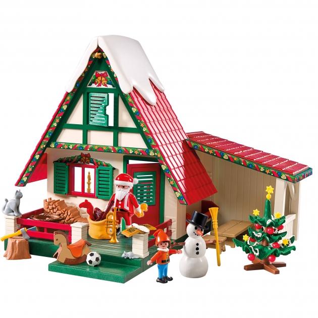 Рождество Playmobil Дом Санта-Клауса 5976pm