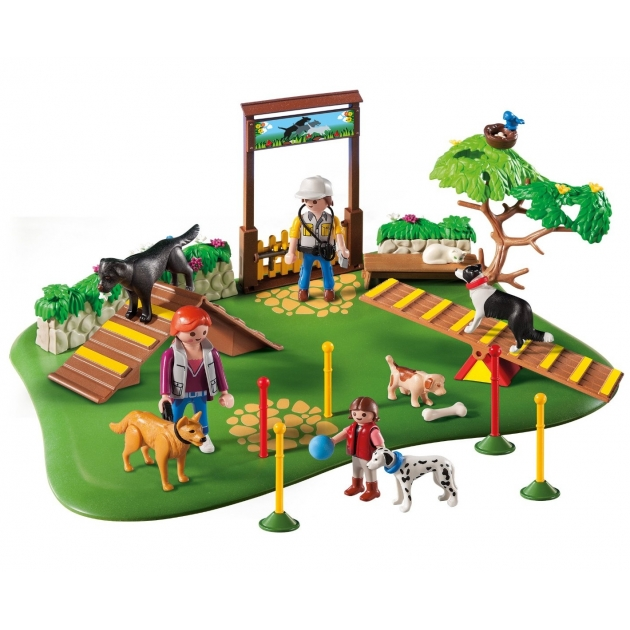 Супер набор Playmobil Дрессировка собак 6145pm