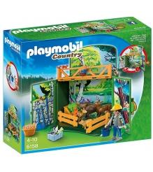 Playmobil Возьми с собой: Лесные животные 6158pm