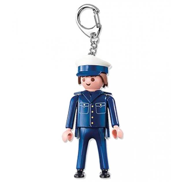 Брелок Playmobil Полицейский 6615pm