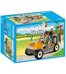 Playmobil Зоопарк: Автомобиль 6636pm