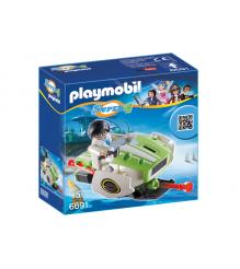 Playmobil серия Super4 Скайджет 6691pm