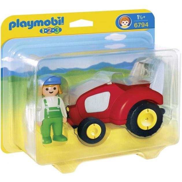 Фигурка Playmobil Трактор 6794pm