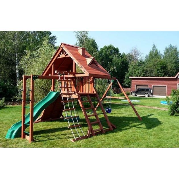 Игровой комплекс для дачи Playnation крепость свободы 2