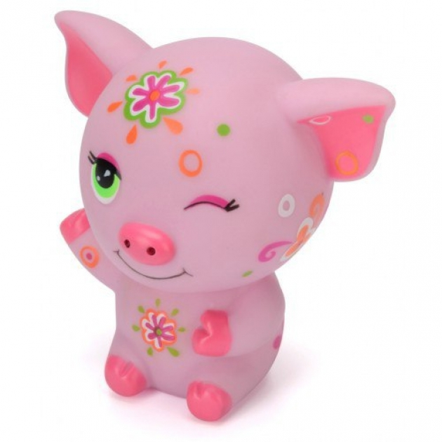 Игрушка для купания ПОМА Тусики Свинюшка