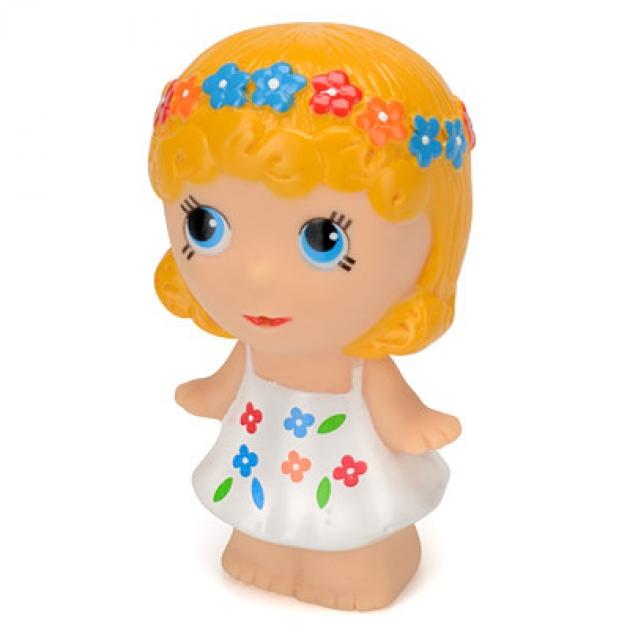 Игрушка для купания ПОМА Тусики №18 Славянская девочка