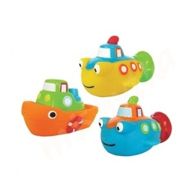 Набор игрушек Морской бой Пома 3шт