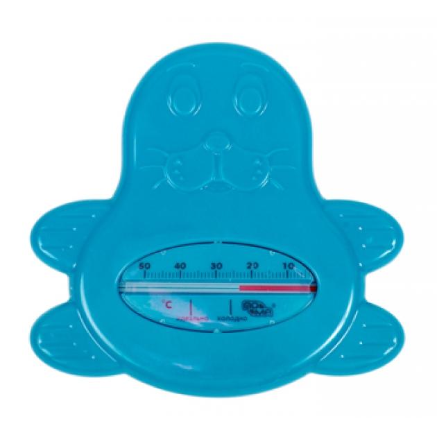 Индикатор температуры воды для ванны Морской котик Пома