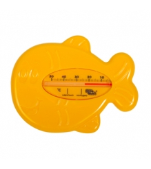 Индикатор температуры воды для ванны Веселый кит Пома...